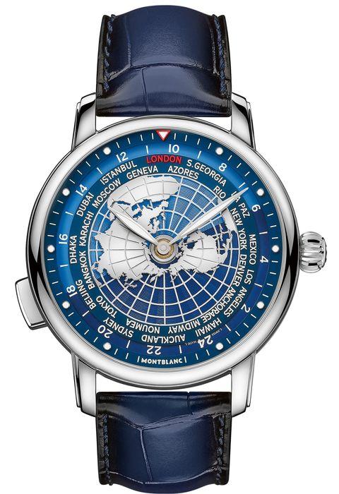 Часы Montblanc Star Legacy Orbis Terrarum