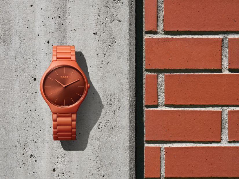 Часы Rado Les Couleurs Le Corbusier