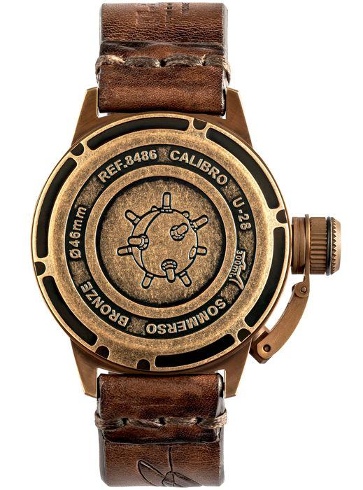 Часы U-BOAT Sommerso Bronze