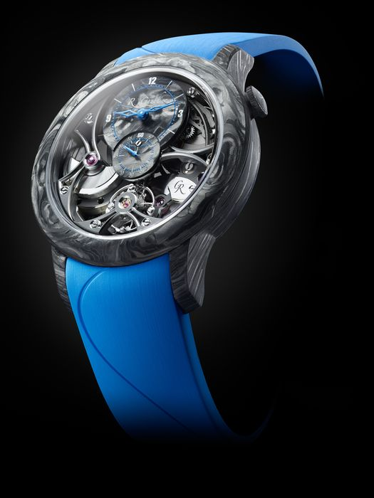 Часы Romain Gauthier Insight Micro-Rotor Squelette