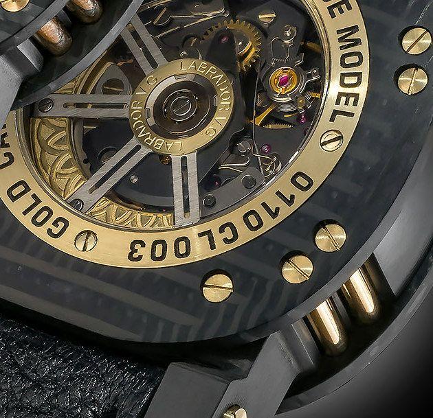 Часы Labrador V.G.