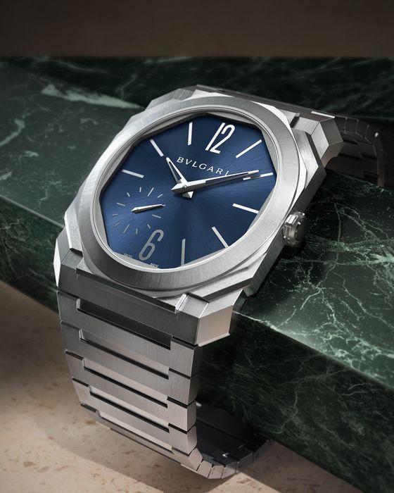 Мужские часы Bvlgari 2020