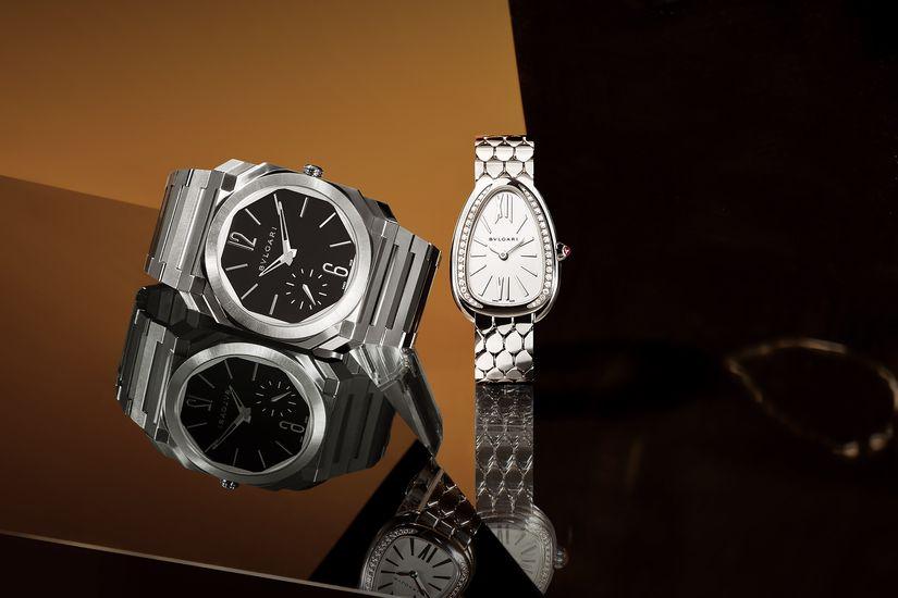 Мужские и женские часы Bvlgari 2020