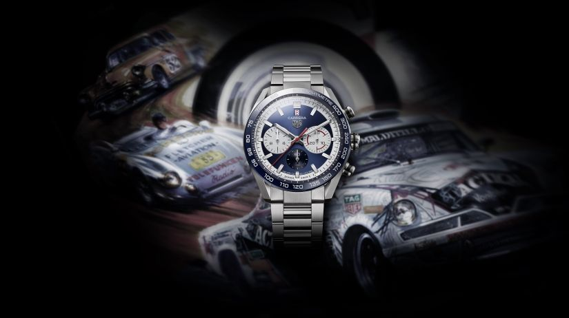 Часы TAG Heuer Carrera Sport Chronograph 160 Years Special Edition