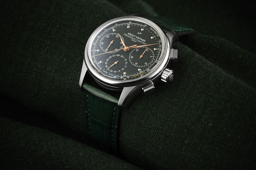 Часы About Vintage Special Edition Flyback Chronograph Manufacture