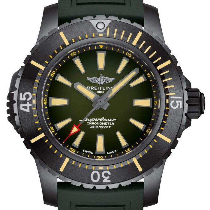 Часы Breitling Superocean Automatic 48 Boutique Edition