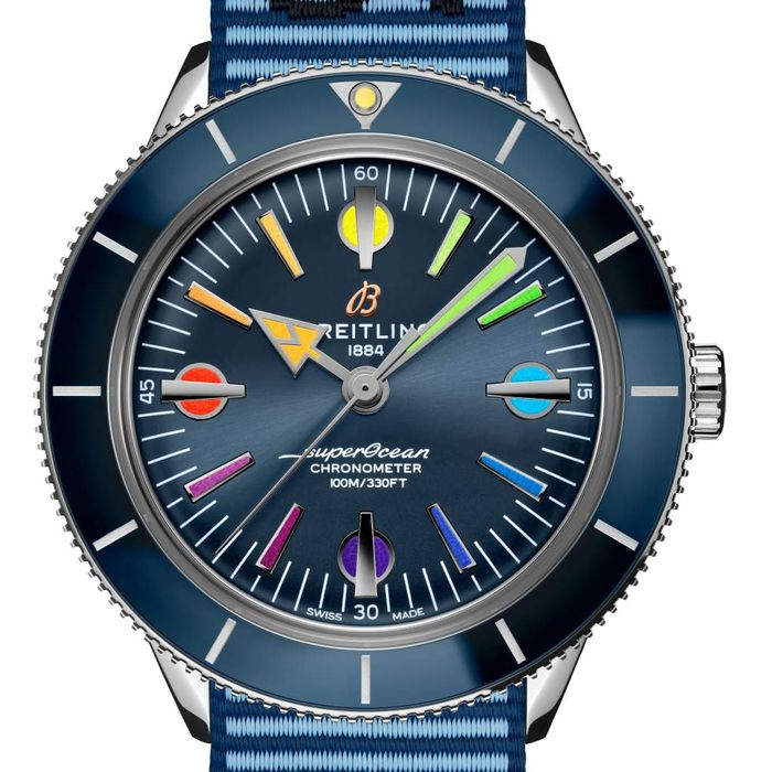 Часы Breitling Superocean Heritage '57 Limited Edition II