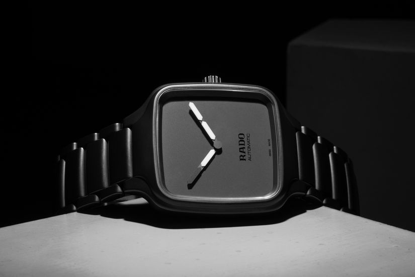Часы Rado True Square Undigital