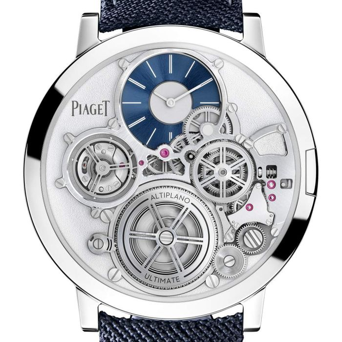 Часы Piaget Altiplano Ultimate Concept