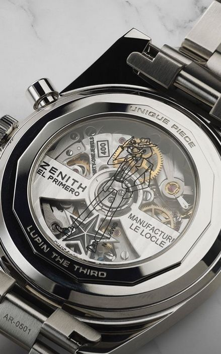 Часы Zenith Chronomaster Revival Lupin The Third – 2nd Edition
