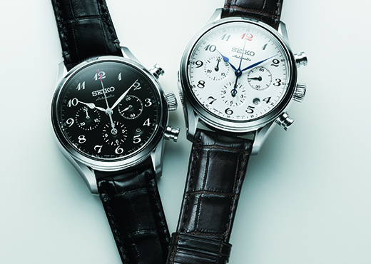 Часы Seiko Presage Automatic Chronograph Limited Edition