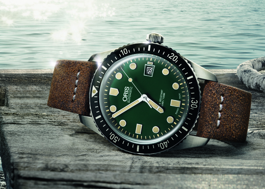 Часы Oris Divers Sixty Five