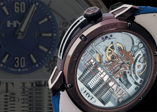 HYT H1 Rich Time Special Edition