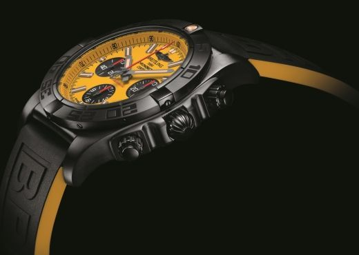 Breitling Chronomat 44 Blacksteel копия