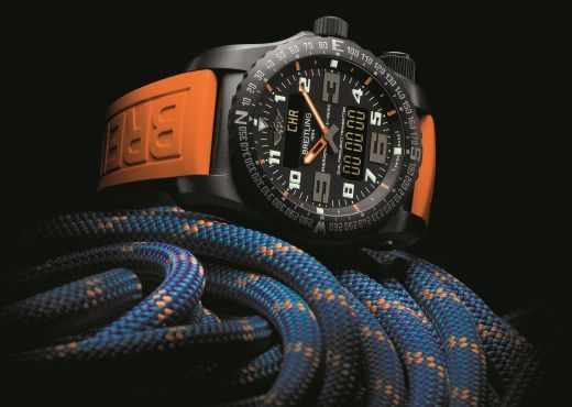 Breitling Emergency Night Mission Часы