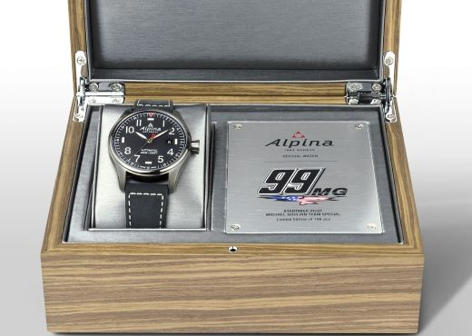 Alpina 99MG Limited Edition Startimer Pilot