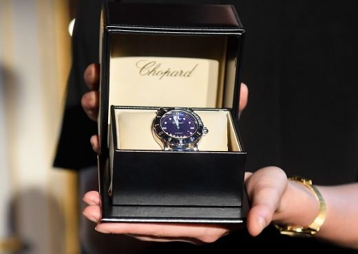 Часы Chopard Happy Ocean продали за 99 000 евро