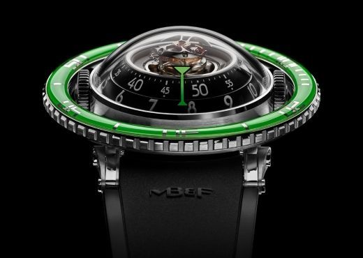 MB&F Horological Machine N 7 Aquapod