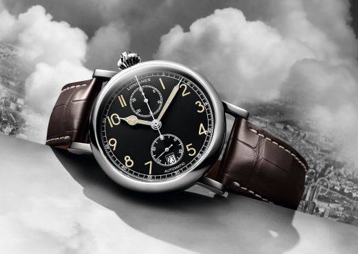 Новая версия Longines Avigation Watch