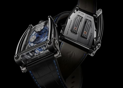 MB&F Moon Machine 2