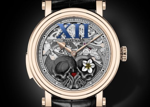 Speake-Marin Crazy Skulls