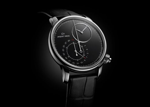 Jaquet Droz Grande Seconde Off-Centered с циферблатом из оникса