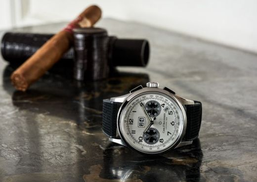 Хронографы Carl F. Bucherer