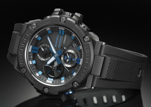 G-SHOCK и джазовый лейбл Blue Note Records. Новые G-Steel