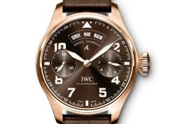 IWC Big Pilot's Watch Annual Calendar Edition Antoine de Saint Exupery