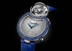 Новая версия часов Jaquet Droz Lady 8 Flower