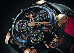 Antoine Preziuso Tourbillon of Tourbillons | Аттракцион множеств