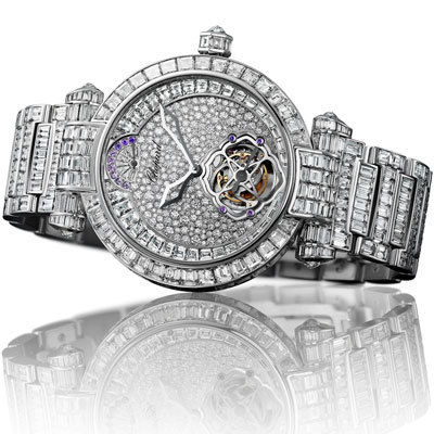 Часы Chopard Imperiale Tourbillon Full Set
