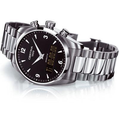 Certina: DS Multi-8 / Премьера / MyWatch - Сайт журнала Мои часы