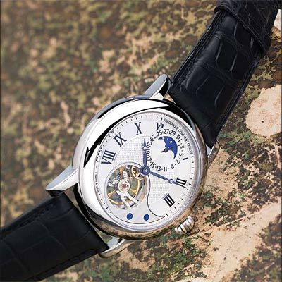 Frederique Constant Heart Beat Manufacture Automatic Moonphase-Date