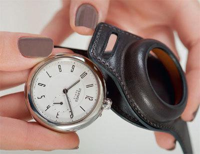 Ремешок для карманных часов сшить