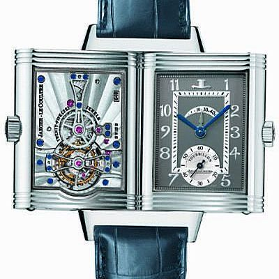 Jaeger-Le Coultre Reverso Platinum Number Two