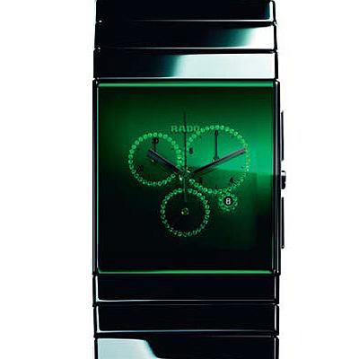 Скелетон-хронограф Rado Sintra Skeleton Chronometer