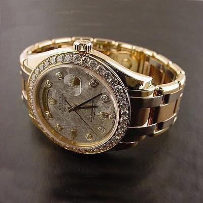 золотые часы ролекс мужские с бриллиантами цена