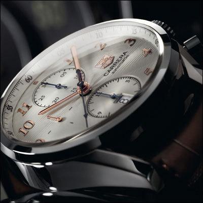 Часы TAG Heuer Carrera Heritage Chronograph Calibre 16