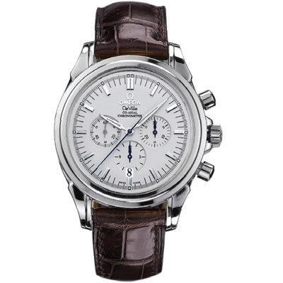 Часы Omega De Ville Co-Axial Chronograph
