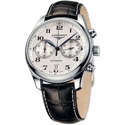 Часы Longines Master Collection Chronograph