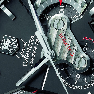 TAG Heuer Calibre 36 RS