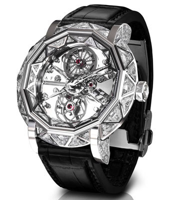 Graff MasterGraff Skeleton Limited Edition