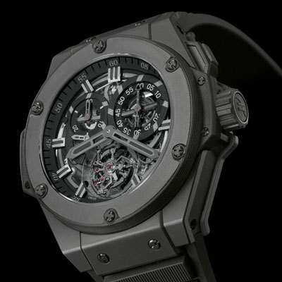 Hublot King Power Chrono Flying Tourbillon