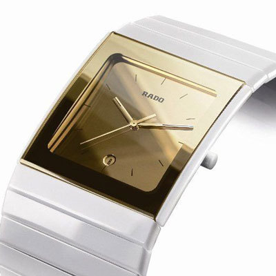 саша белый часы rado