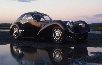 Bugatti Type 57SC Atlantic Coupe