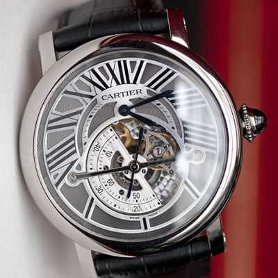 Rotonde de Cartier Astrorégulateur