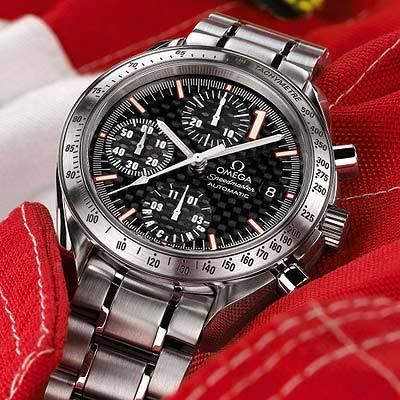 Omega Speedmaster Date Racing Michael Schumacher Limited Edition