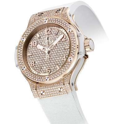 Бриллиантовые часы Hublot за $ 5 млн