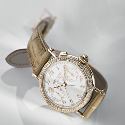 Ladies First Split Seconds Chronograph Rf. 7059